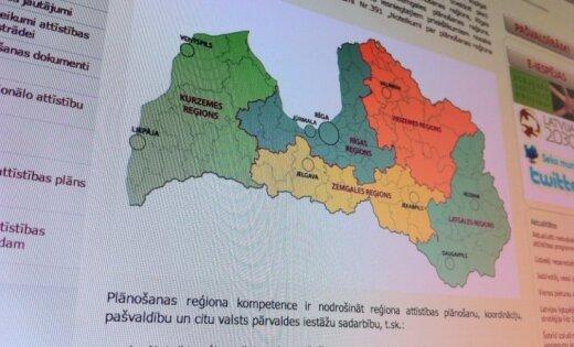 Spriedīs par plānošanas reģionu funkciju nodošanu valstij