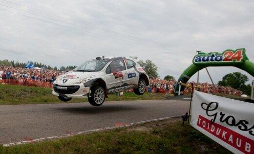 Urmo Āva: par vērtīgāko būtu jākļūst Baltijas rallija čempiona titulam