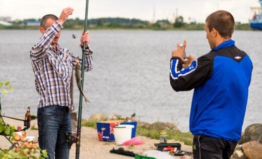 ВОлимпийскую программу могут включить состязания порыбалке