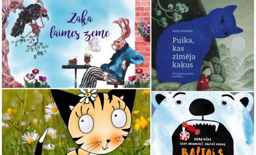 Baltvilka balva 2017. Pēdējā iespēja nobalsot par burvīgāko bērnu grāmatu
