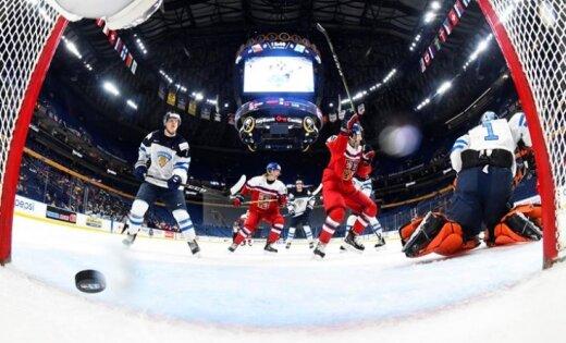 Čehijas hokejisti kļūst par pirmajiem pasaules U-20 čempionāta pusfinālistiem