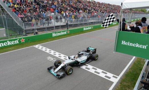 Tuvāko gadu laikā F-1 kalendārā varētu parādīties Dānijas 'Grand Prix'