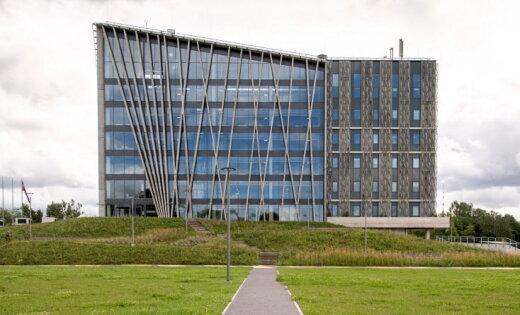 Par gada ilgtspējīgāko ēku atzīts LU Dabaszinātņu akadēmiskais centrs Torņkalnā