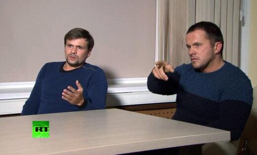 Би-би-си: Петров и Боширов назвали себя туристами в Солсбери. Что не так с их версией?