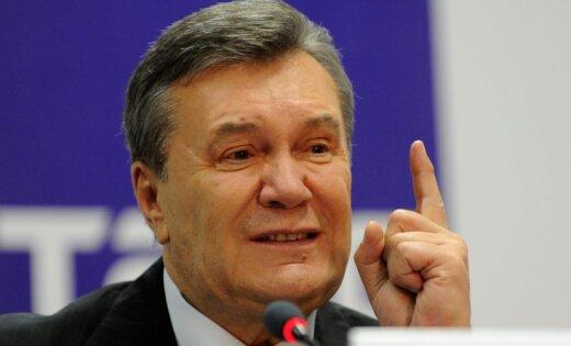 Янукович сказал, как спасся отрасстрела ипродолжает страшиться засвою жизнь