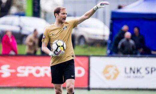 'Spartaks', 'Ventspils' un RFS gūst uzvaras; 'Riga FC' nospēlē neizšķirti ar 'Liepāja/Mogo'
