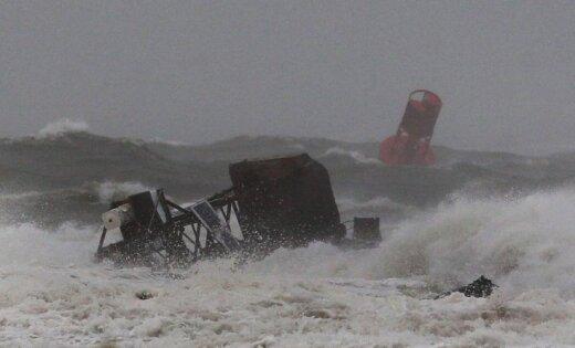 Viesuļvētras 'Airīna' upuru skaits pārsniedz 50