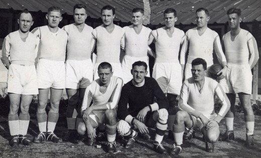 Latvijas sporta vēsture: Futbola meistars Rūdolfs Slavišens