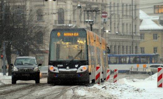 Pienācis laiks domāt par metro būvi Rīgā, aicina RTU pētnieks