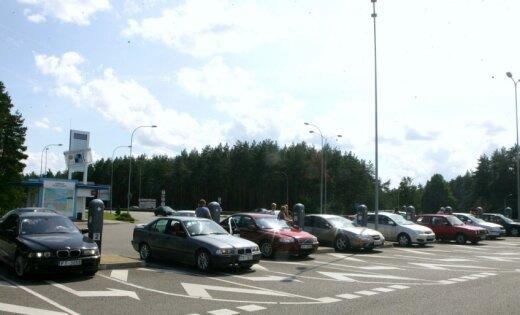 Платный въезд в Юрмалу: за сезон выписано штрафов на 5 млн евро