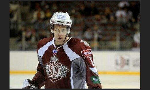 Sprukts saņēmis labus piedāvājumus no KHL vadošajiem klubiem