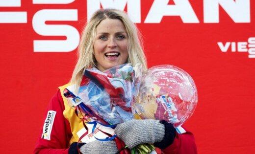 Норвежская лыжница Йохауг дисквалифицирована на13 месяцев заупотребление допинга