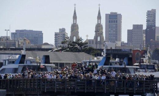 ВСан-Франциско ФБР предотвратило теракт наРождество