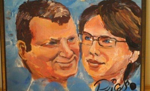 Художник нарисовал портрет Ушакова и Шлесерса половым органом