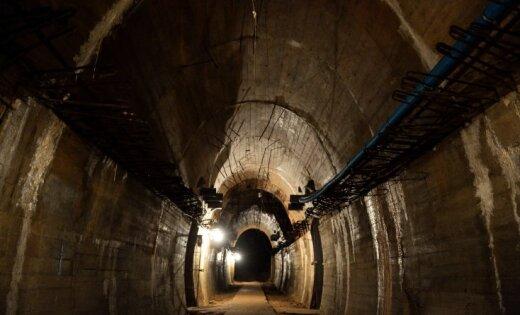 Опубликованы фотографии затерянного подземного города нацистов