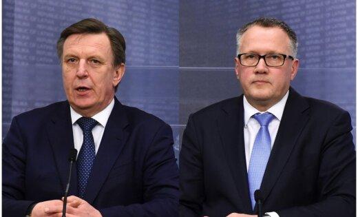 Премьер не отпустит Ашераденса в отставку, пока не выберут нового министра экономики
