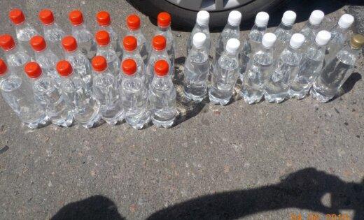 В Латвии увеличилось производство спирта