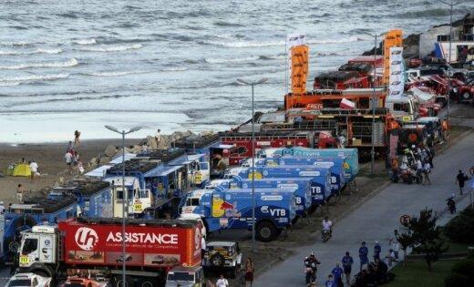 Ралли Дакар 2 16: расписание гонок, результаты