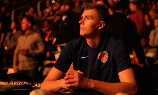 'Knicks jaunais galvenais treneris sola šovasar vairākkārt apciemot Porziņģi Latvijā