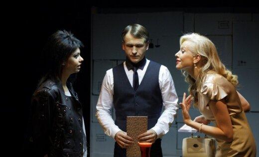 Dailes teātris oktobrī dosies viesizrādēs pa Latviju