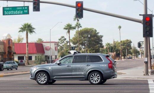 Беспилотный автомобиль Uber убил человека