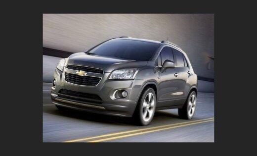 Chevrolet показали конкурента для Nissan Qashqai