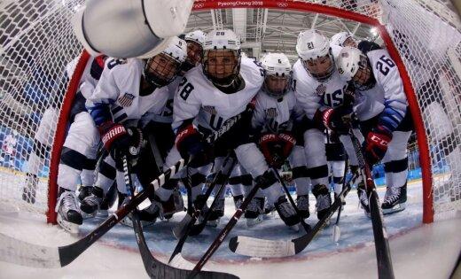 Phjončhanā par mēģinājumu apzagt Somijas sieviešu hokeja izlasi aizturēts Latvijas pilsonis