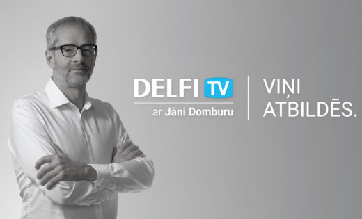 'Viņi atbildēs.' Turpināsies 'DELFI TV ar Jāni Domburu'