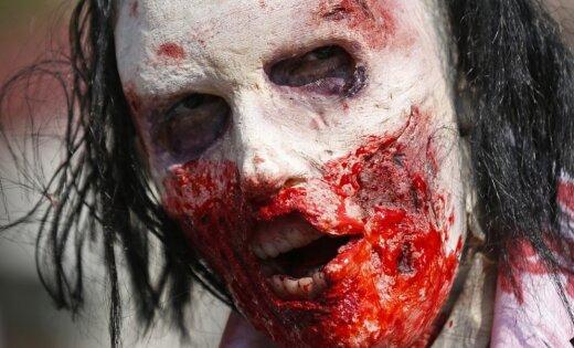 Pa visu pasauli atkal klīst zombiju pūļi