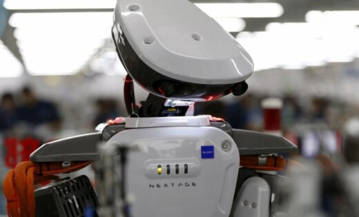 В NASA создали робота для поиска инопланетной жизни