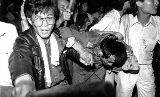 США требуют отКитая пересчитать студентов, расстрелянных в1989 году