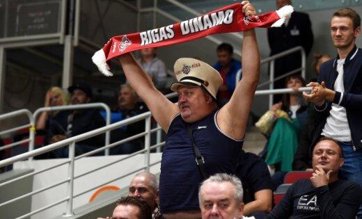 Rīgas 'Dinamo' daļa no KHL peļņas – 10 miljoni rubļu