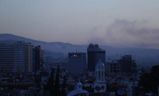 Ракет больше, жертв меньше. Что известно о новом ударе по Сирии?