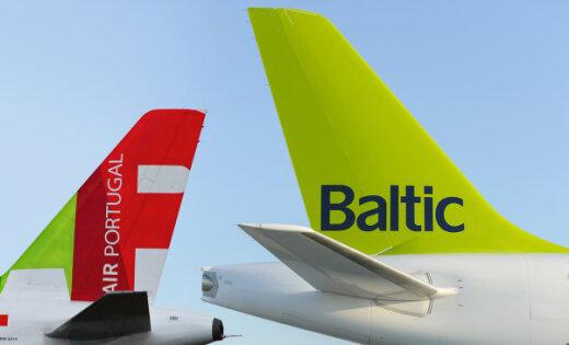 airBaltic заключила соглашение о код-шеринге с национальной авиакомпанией Португалии