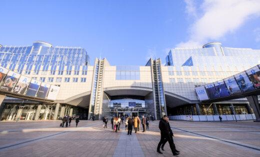 EP noraida ziņas par Briseles ēkas nojaukšanu