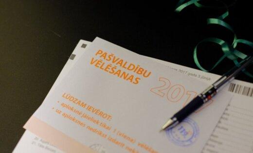 Ķekavas novadā trešdien sāksies atkārtotā balsošana pašvaldību vēlēšanu 785. iecirknī