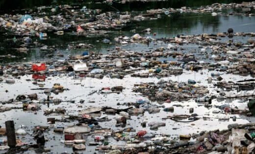 Загрязнение окружающей среды опаснее войн икатастроф
