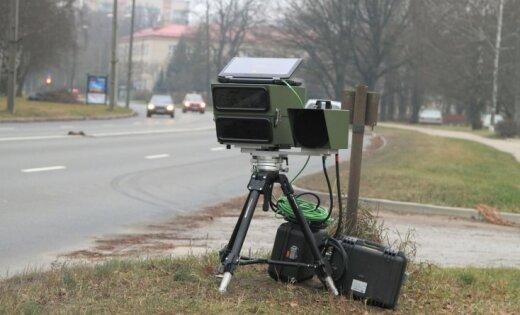 Fotoradaru sāgas beigas – valsts lauzīs līgumu ar 'Vitronic'
