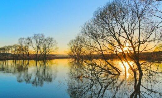 В Латвии началась астрономическая весна