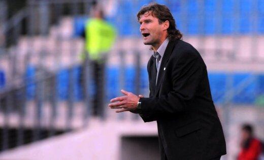 Mihails Zemļinskis pārtrauc darbu Latvijas U-21 futbola izlasē