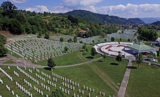 Совет Европы призвал Сербию признать расправу в Сребренице геноцидом