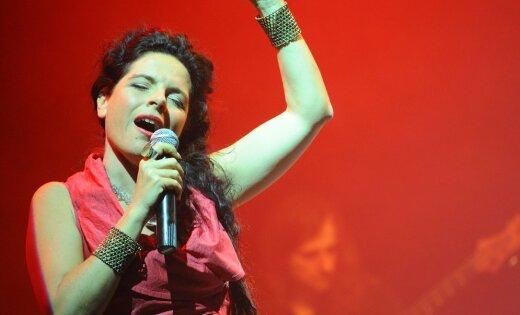 В Ригу вновь приедет австралийская певица Перукуа