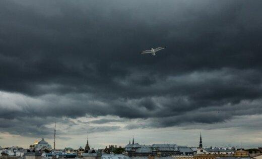 Специалисты предупреждают о сильнейших грозах, буре и крупном граде