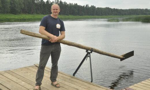 Saruna ar daugavpilieti Ilmāru Lociku par ūdenstūrismu, Latgales dabu un Daugavas lokiem