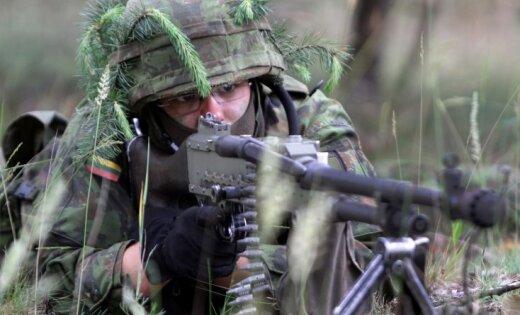 Литва: в ходе учений произошел инцидент, в результате которого мог пострадать подросток