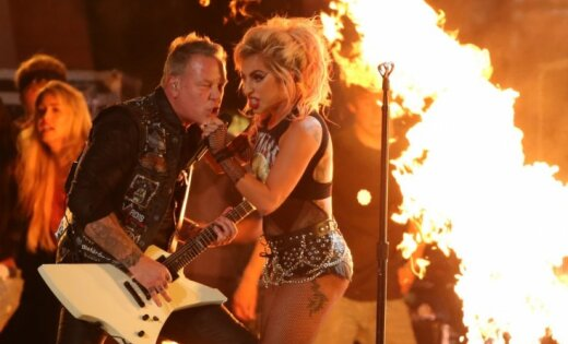 'Grammy' producents atvainojies grupai 'Metallica'