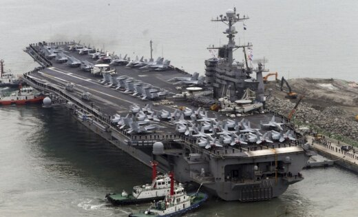 Newsweek сравнил уровень военного присутствияРФ иСША вмире