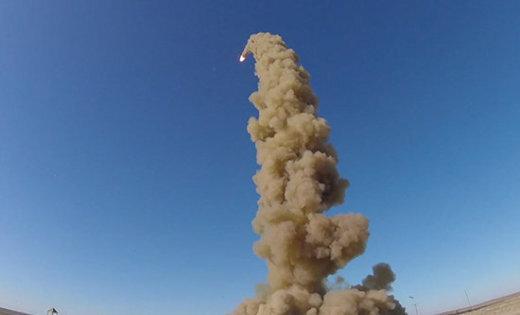 Русские военные благополучно испытали новейшую ракету системы противоракетной обороны