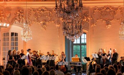Senās mūzikas festivāla noslēgumā Rundāles pilī skanēs Vivaldi 'Gadalaiki'
