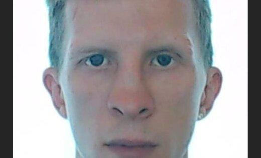 Cēsu policija lūdz palīdzību 30 gadus veca vīrieša meklēšanā
